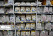 امسال ۵۸۰ هزار تن برنج به ارزش ۵۳۳ میلیون دلار ترخیص شده است