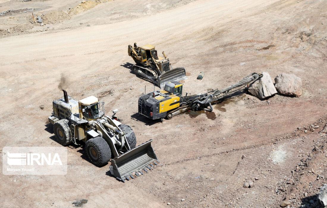 امضای ۸۵ میلیارد تومان قرارداد پژوهشی معدنی در ۱۸ ماه گذشته