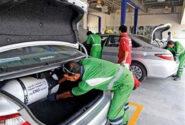 انجام بازرسیهای مشترک از مراکز مجاز تبدیل خودروهای دوگانهسوز