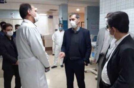 توسعه بیمارستان تامین اجتماعی کوثر بروجرد در دستور کار است
