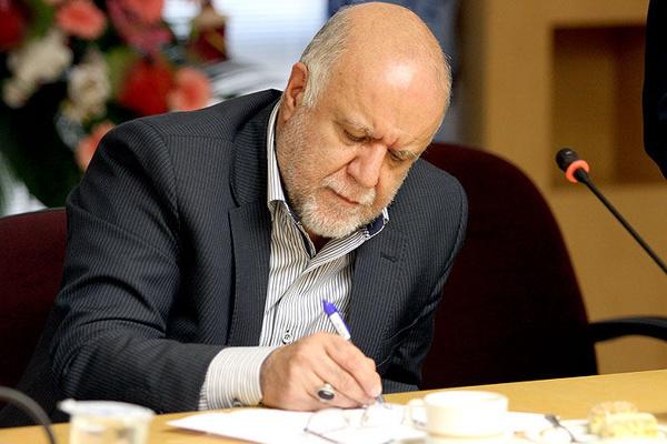 صنعت نفت ایران از پا نخواهد نشست/ جان و مال و آبرویم فدای ایران