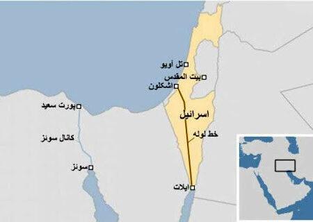 چشم طمع اسرائیل به نفت خزر/ تعجیل امارات و اسرائیل برای نهایی شدن قرارداد خط لوله الیات-اشکتون قبل از تغییر دولت آمریکا