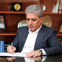 گزارش ۴۴۹ هزار میلیارد ریالی مدیرعامل بانک ملی ایران از کمک به جهش تولید