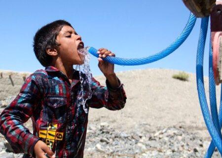 ۲۱۹۴ روستای سیستان و بلوچستان تحت پوشش طرح ملی آبرسانی قرار گرفتهاند /ابلاغ ۱۵۶ میلیارد تومان اعتبار در سال جاری برای روستاهای سیستان و بلوچستان