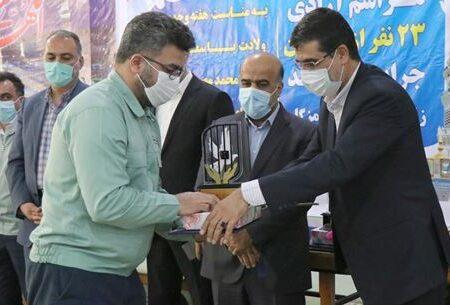 آزادی ۱۱۰ زندانی جرائم غیرعمد با گلریزانهای فولاد هرمزگان