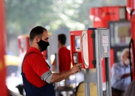تحویل سوخت به افراد بدون ماسک ممنوع شد