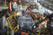 رکورد تولید روزانه ایران خودرو شکسته شد