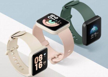 ساعت هوشمند شیائومی ردمی واچ با قیمت ۴۵ دلار معرفی شد