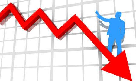 شاخص بازار سرمایه دوباره قرمز شد