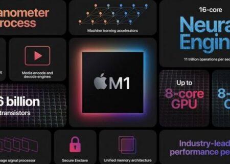 هر آنچه باید دربارهی پردازندهی اپل M1 بدانید