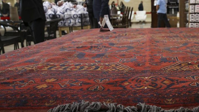 گزارش تحلیلی مرکز ملی فرش از صادرات ۷۵۰ میلیون دلاری فرش ترکیه به آمریکا