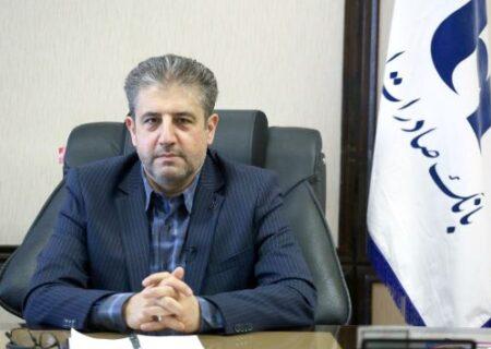 ۶٠ درصد تسهیلات بانک صادرات ایران در ٨ ماه اول سال به تولید اختصاص یافت