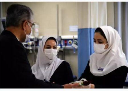افتتاح بخش ICU بیمارستان تامین اجتماعی لواسانی