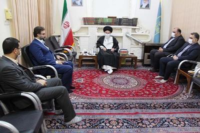 بانک رفاه کارگران انتصاب آیت الله حسینی بوشهری را تبریک گفت