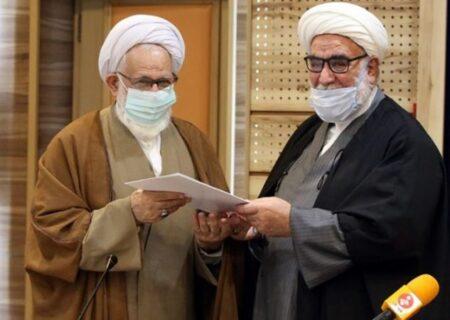 مراسم معارفه نماینده ولی فقیه در بنیاد شهید و امور ایثارگران برگزار شد