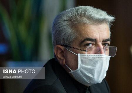 وزیر نیرو: هزینه خرید واکسن کرونا از منابع ایران در عراق پرداخت میشود