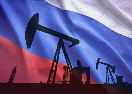 کاهش ۱۰ درصدی صادرات نفت روسیه