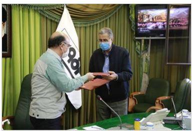 امضای تفاهم نامه همکاری بین فولاد مبارکه و اتاق بازرگانی صنایع، معادن و کشاورزی تهران