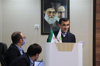 بازدید عضو هیأت مدیره بانک مهر ایران از شعب استان خوزستان