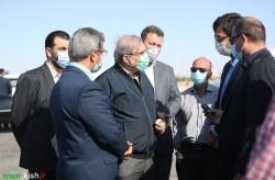 تسریع عملیات ساخت باند جنوبی فرودگاه بین المللی کیش