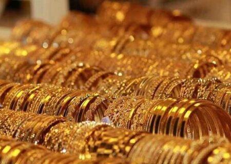 تقاضا برای طلای آب شده کاهش یافت