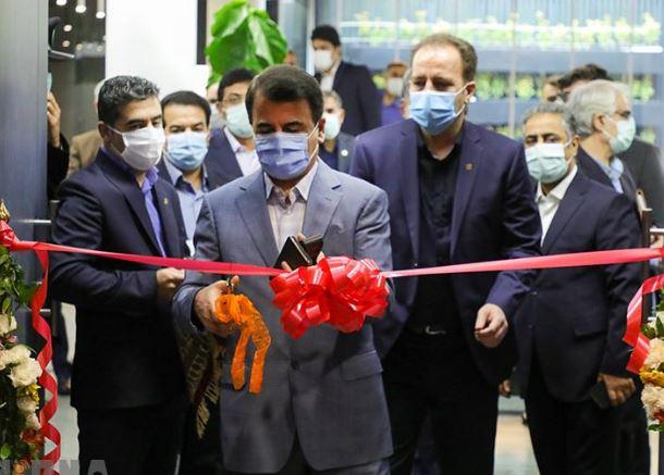 سالن همایشهای جدید بانک مسکن مزین به نام شهیدسپهبد قاسم سلیمانی افتتاح شد