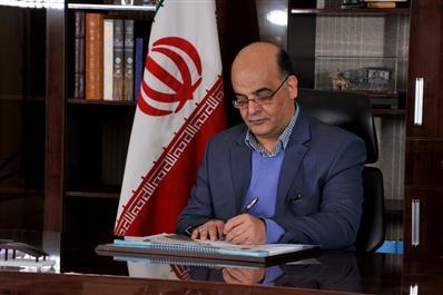پیام تبریک مدیر عامل فولاد مبارکه بهمناسبت ۲۳ دیماه، سالروز افتتاح شرکت فولاد مبارکه