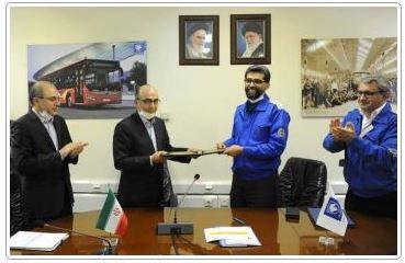 بانک تجارت و ایران خودرو تفاهم نامه همکاری امضاکردند