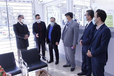 تأکید مدیرعامل بانک مهر ایران بر جلب رضایت مشتریان