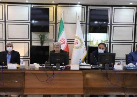 سفر عضو هیات عامل و معاون شعب بانک ملی ایران به استان بوشهر