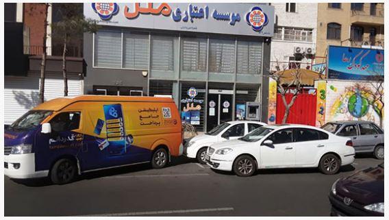 فعالیت خودروهای تبلیغاتی جشنواره فام قدردانم در سطح شهر