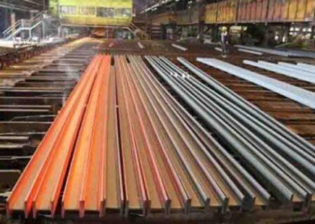 افزایش ۲۱ درصدی مصرف محصولات فولادی در کشور