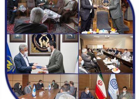 سفر رئیس هیات مدیره بیمه سرمد به استان اصفهان برای بررسی روند خدماتدهی به مشتریان