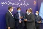 مدیر عامل بانک توسعه تعاون از سوی رئیس کل بانک مرکزی تجلیل شد