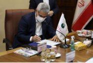 مدیر عامل پست بانک ایران:تفاهم نامه امضاء شده با بانک دی مصداق تبدیل رقابت بانکی به رفاقت بانکی است