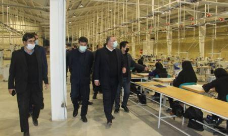 مشارکت بانک ملی ایران در هفت طرح کلان تولیدی در استان اردبیل