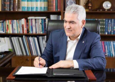 پیام دکتر شیری مدیر عامل پست بانک ایران به مناسبت نیمه شعبان