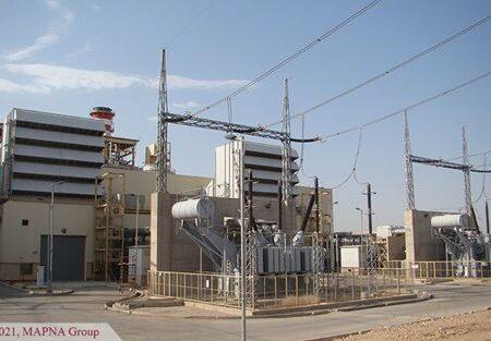 ابلاغ تحویل دائم واحد بخار نیروگاه سیکل ترکیبی بهبهان