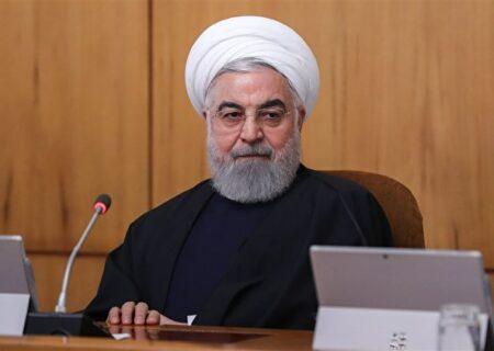 روحانی: اجازه ندهیم ضدانقلاب ذهن مردم را مشوش کند