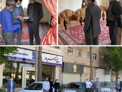 بیمه سرمد، تکیهگاه زلزلهزدگان خراسان شمالی