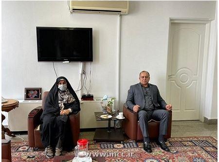 تقویت ساختار مرکز ملی فرش ایران منجر به توسعه  صنعت فرش خواهد شد