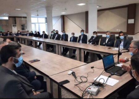 دومین گردهمایی روسای شعب استان فارس برگزار شد