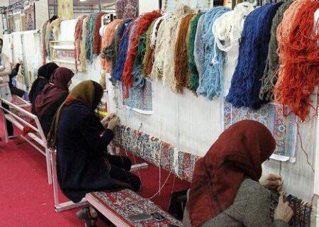 صادرات فرش ایران تقریبا صفر است/ هیچ صادراتی به آمریکا نداریم