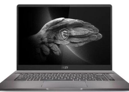 لپ تاپ های جدید MSI رقیبی تازه برای مک بوک پرو ۱۶ اینچی اپل