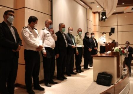 مشارکت فعال شعبه بیرجند بیمه پاسارگاد در جشنواره بهار ، ترافیک ، سلامت