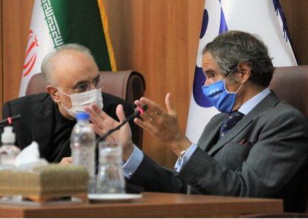 نامه صالحی به مدیر کل آژانس در پی انتشار گزارش جدید درباره ایران