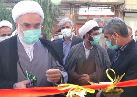 افتتاح ۵۰ واحد مسکن محرومان در روستای دوشان سنندج با تسهیلات بانک ملی ایران