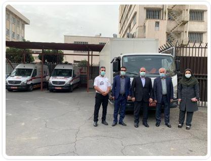بیمارستان بانک ملی ایران متمرکز بر کنترل موج کرونا در سیستان و بلوچستان