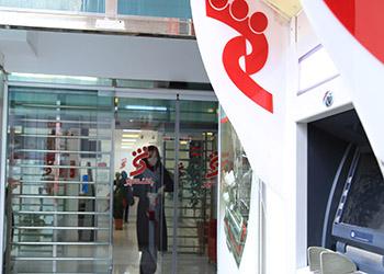خدمات رسانی شعب بانک شهر به مشتریان در کوتاهترین زمان ممکن