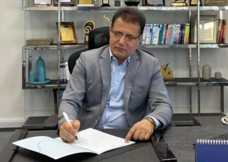 پیام تبریک مدیرعامل بیمه سینا به مناسبت عید سعید قربان